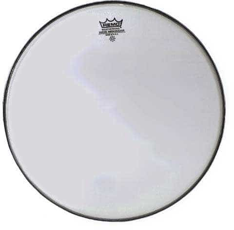 Ambassador - Bass Drum Fell - 22 - Coated -