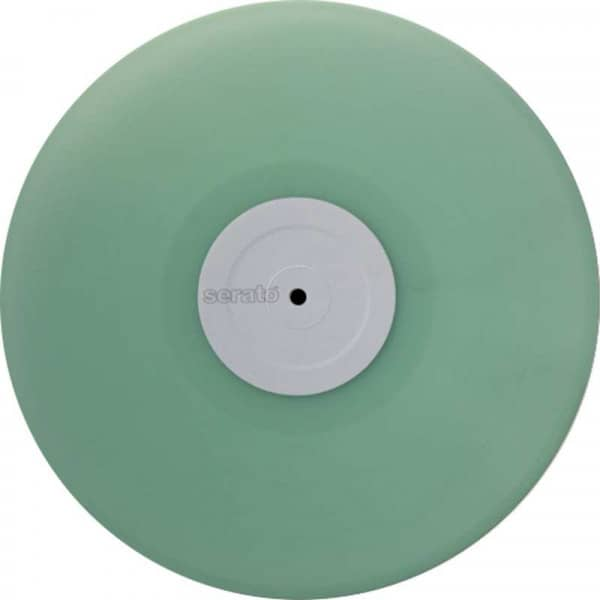 Control Vinyl - Performance-Serie - Glow in the Dark - 2er Set