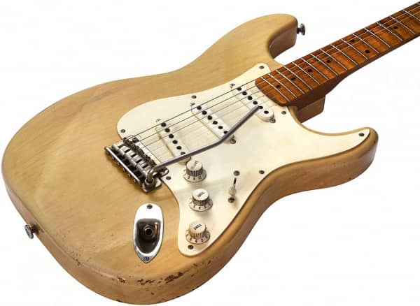 Traditional S Swamp Ash Aged Blonde