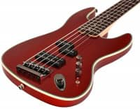 Bild von Tribe Guitars SF 5 AN Red Passion