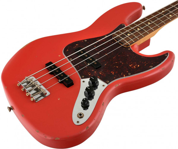 Road Worn 60s Jazz Bass RW FR