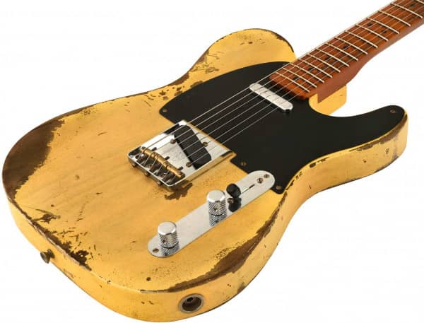 Custom Shop 1951 Nocaster Heavy Relic MN NBL