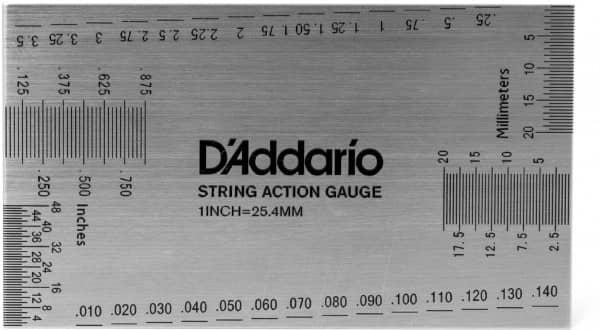 PW-SHG-01 - String Height Gauge
