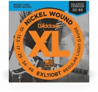 EXL110BT - XL Electric Nickel Wound, Balanced Tension 10-46