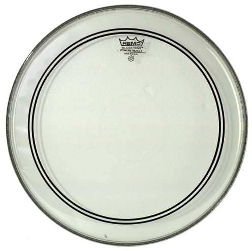 Powerstroke 3 - Bass Drum Fell - 22 - Clear -