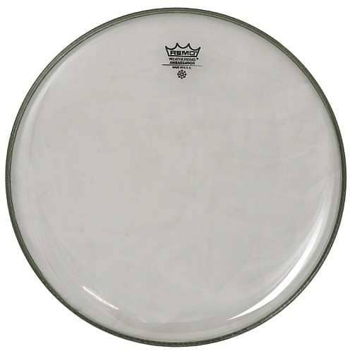 Ambassador - Bass Drum Fell - 24 -Clear -