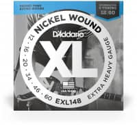 EXL148 - XL Electric Nickel Wound 12-60