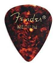 351 Shape Classic Celluloid Pick - Extra Heavy - Shell