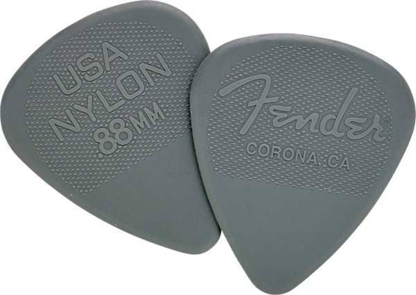 Nylon Pick .88 12 Pack