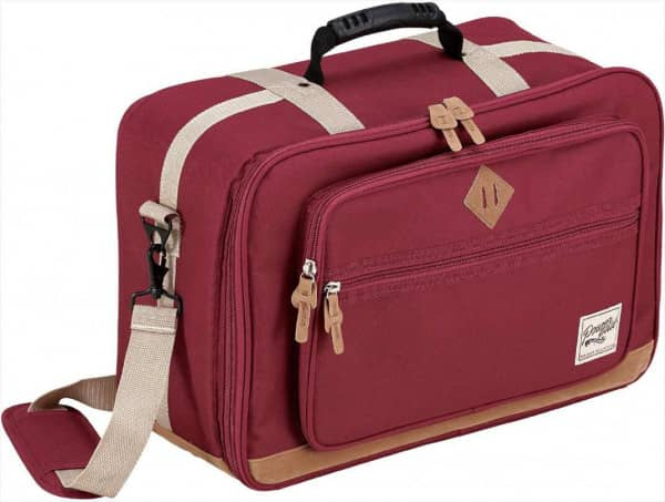 TPB200WR PowerPad Designer Collection Pedal Bag - Wine Red