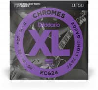 ECG24 - XL Electric Chromes 11-50