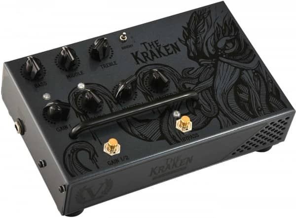 V4 The Kraken Pedal Preamp