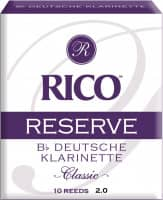 Reserve Classic German - Deutsche Klarinette 2,0 - 10er Pack