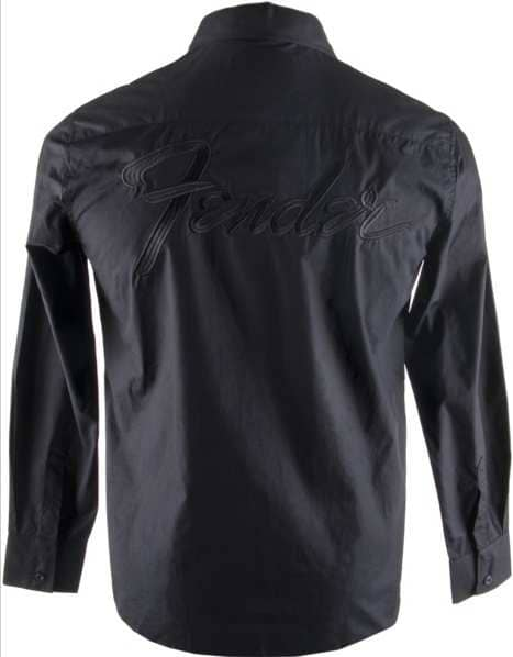 Long Sleeve Shirt XL Schwarz