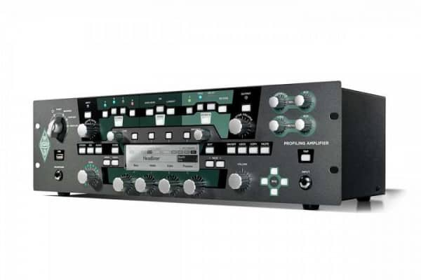 Profiling Amplifier Power Rack + Kemper Profiler Remote