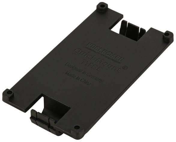 QuickMount Type E - Pedal Mounting Plate For Standard Boss Pedals