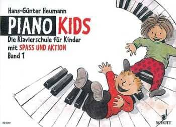 Hans-Günter Heumann - Piano Kids - Band 1