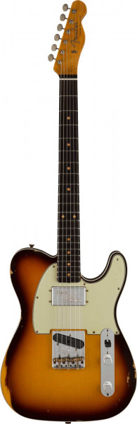 Limited Custom Shop Cunife Telecaster Relic FACH3SB