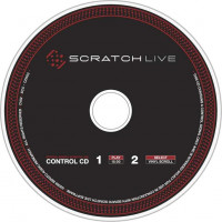 Serato Scratch Live Control CD