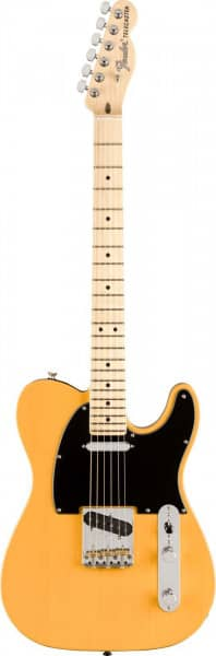 Limited Edition American Performer Telecaster MN BSB