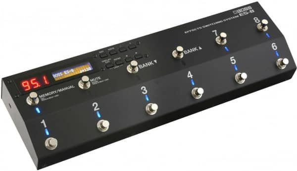 ES-8 Effect-Loop-Switcher