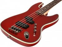 Bild von Tribe Guitars SF 4 Red Passion