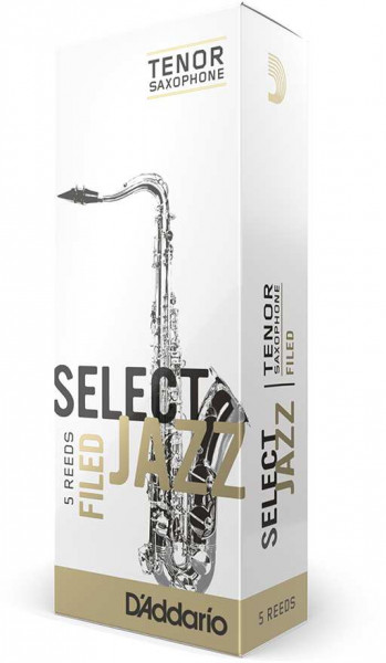 Select Jazz Filed - Tenor Saxophone 2S - 5er Pack
