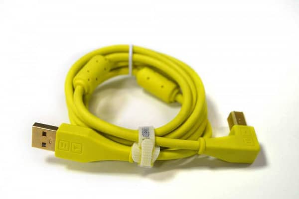 Chroma Cable Angled Green