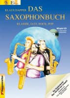 Klaus Dapper - Das Saxophonbuch - Version Eb