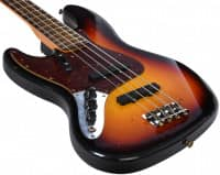 Custom Shop Jazz Bass Namm LTD JRN LH 3SB