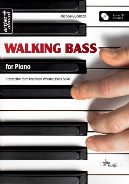 Michael Gundlach - Walking Bass for Piano