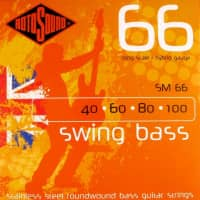 SM66 Swing Bass Hybrid Stainless Steel 040 - 100