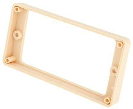 Bridge Pickup Mounting Ring Creme