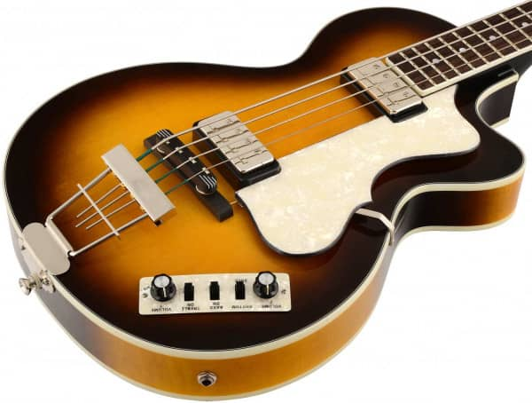 Contemporary HCT Club Bass ABS