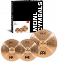 HCSB1418 HCS Bronze Basic Cymbal Set