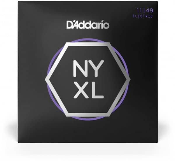 NYXL1149 - NYXL Electric nickel Wound 11-49