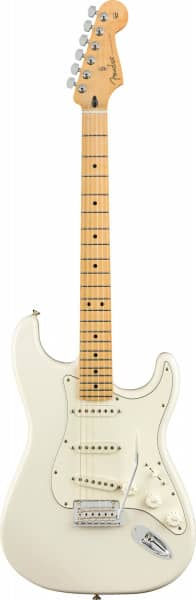 Player Stratocaster MN PWT