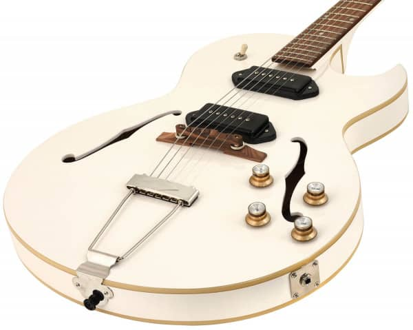 George Thorogood White Fang ES-125 TDC Outfit BW