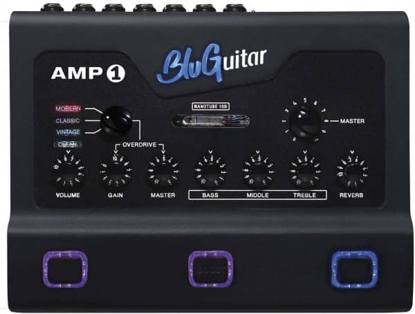 AMP1 IRIDIUM EDITION   - B-WARE -