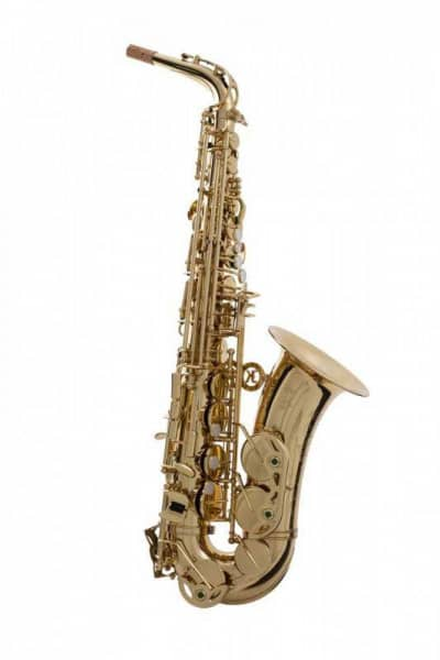 MKX Altsaxophon Gold Lacquer