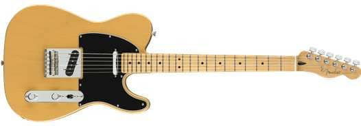 Player Telecaster MN BTB