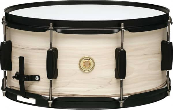 WP1465BK-WBW - Woodworks Snare - 14 x 6,5 Zoll - White Birch Wrap