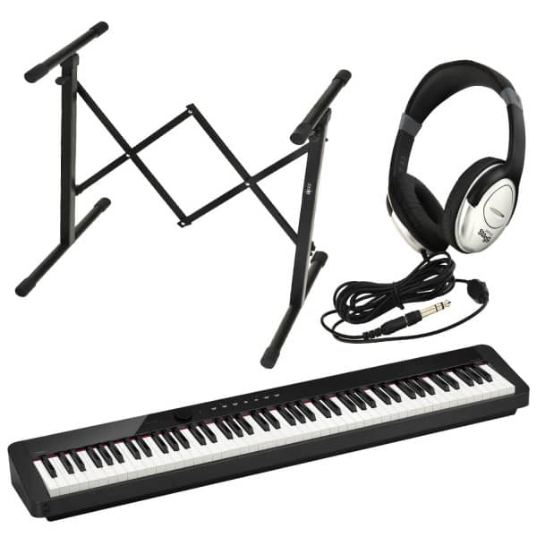 Bild von CASIO PX-S1000 BK Privia   - SESSION SET BASIC -