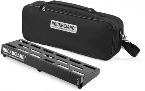 DUO 2.1 Pedalboard with Gig Bag