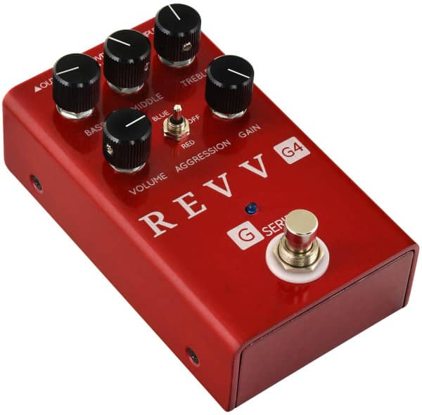 G4 Distortion Pedal