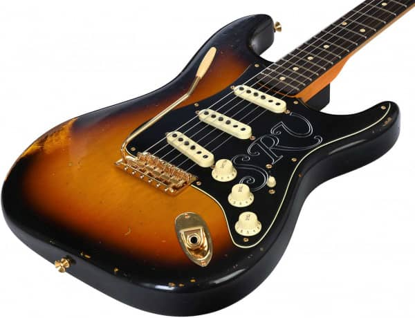 Stevie Ray Vaughan Signature Stratocaster Relic