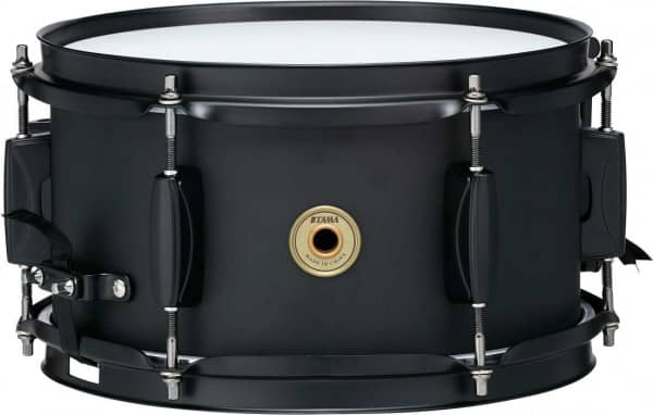 BST1055MBK - Metalworks Black Steel Snare - 10 x 5,5 Zoll