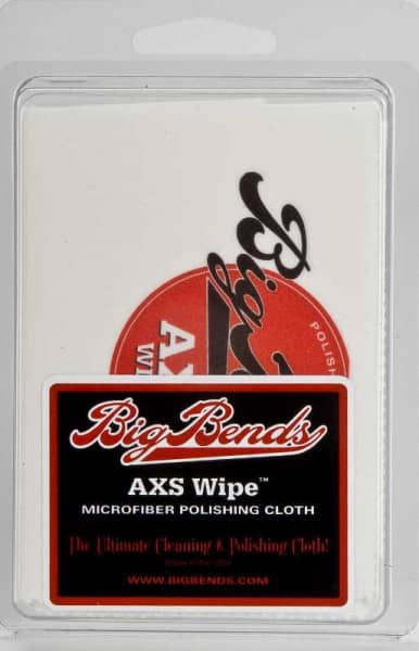 AXS Wipe Microfiber Cloth