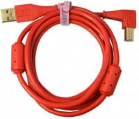 Chroma Cable Angled Red