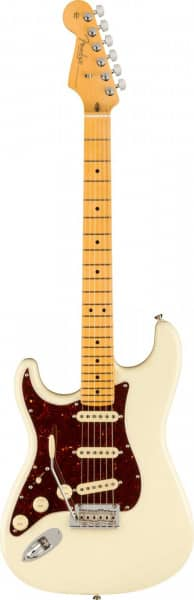 American Pro II Stratocaster LH MN OWT